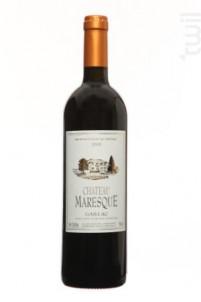 Château Maresque Tradition - Château Maresque - 2015 - Rouge