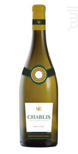 Chablis - Union des Viticulteurs de Chablis - 2017 - Blanc