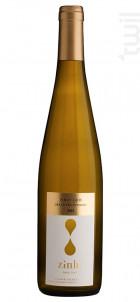 Pinot Gris Grand Cru STEINERT - Domaine ZINK - 2015 - Blanc