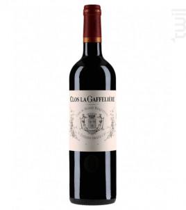 Clos La Gaffelière - Château La Gaffelière - 2015 - Rouge
