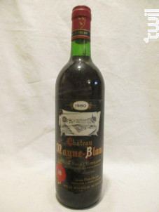 Château Mayne Blanc - Château Mayne Blanc - 1980 - Rouge