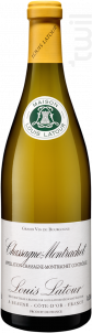 Chassagne-Montrachet - Maison Louis Latour - 2014 - Blanc