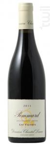 Pommard Les Vignots - Domaine Chantal Lescure - 2013 - Rouge