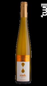 Gewurztraminer, sélection de grains nobles - Domaine ZINK - 2011 - Blanc
