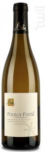Pouilly-Fuissé - Domaine Olivier Merlin - 2014 - Blanc