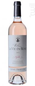 Villa La Vie en Rose - LIONEL OSMIN ET CIE - 2018 - Rosé