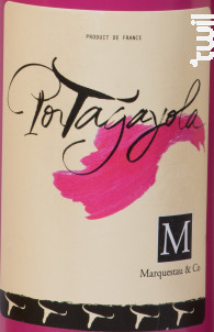 PORTAGAYOLA ROSE - Marquestau & Co - Non millésimé - Rosé