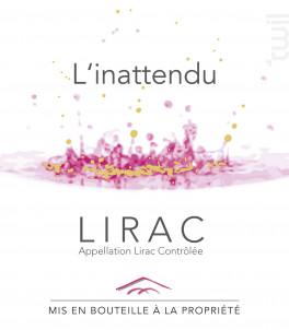 L'INATTENDU - Les Vignerons de Tavel & Lirac - 2019 - Rosé