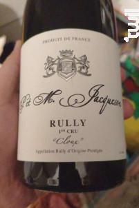 Rully 1er cru