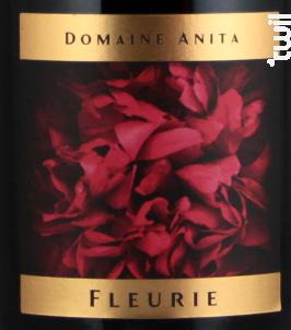 Les Moriers n°1 - Domaine Anita - 2017 - Rouge