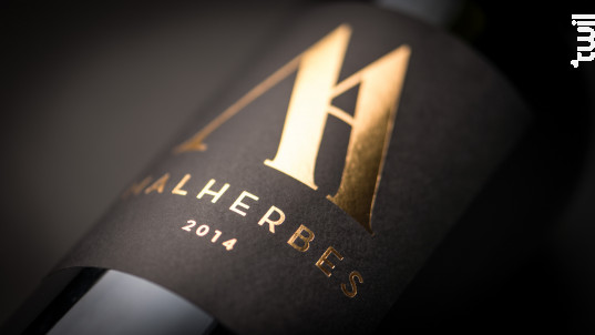 Malherbes - Château de Malherbes - 2014 - Rouge