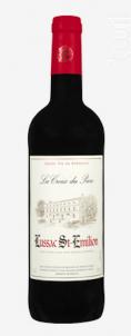 La Croix du Parc - Les Vignerons de Puisseguin Lussac Saint-Emilion - 2016 - Rouge