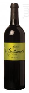 Château la Guillaumette BIO - Vignobles Artigue - 2017 - Rouge