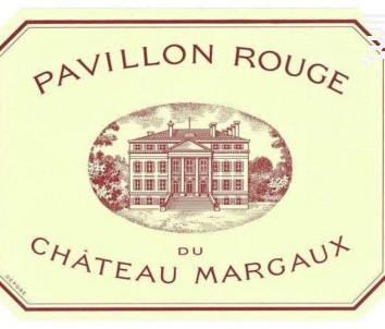 Pavillon Rouge De Chateau Margaux - Château Margaux - 1984 - Rouge