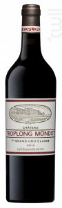 Château Troplong Mondot - Château Troplong Mondot - 2014 - Rouge