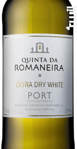 Quinta Da Romaneira Extra Dry White - QUINTA DA ROMANEIRA - Non millésimé - Blanc