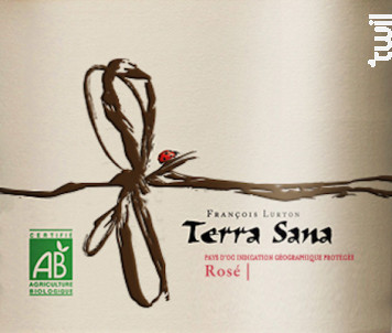 Terra Sana Rosé - Domaines François Lurton - 2016 - Rosé