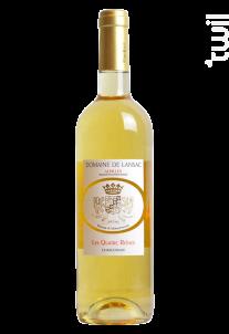 Les Quatre Reines - Chardonnay - Domaine de Lansac - 2018 - Blanc