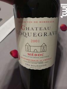 Château Roquegrave - Château Roquegrave - 1994 - Rouge