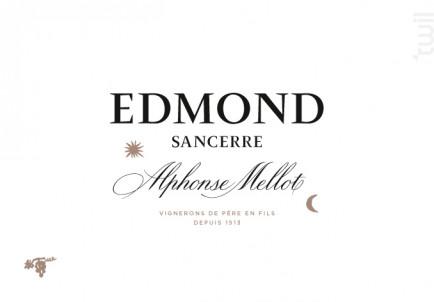Edmond - Alphonse Mellot - 2018 - Blanc