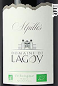 ALPILLES - Domaine de Lagoy - 2018 - Rouge