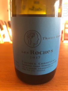 Les Roches - Thierry Germain - Domaine des Roches Neuves - 2018 - Rouge
