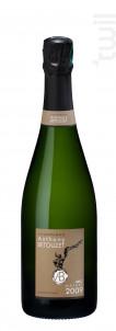 Brut nature - Champagne Anthony Betouzet - 2009 - Effervescent