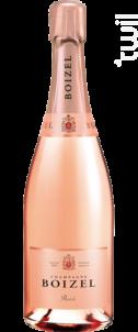 Rosé - Champagne BOIZEL - Non millésimé - Effervescent