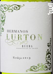 Hermanos Lurton Verdejo - François Lurton - Hermanos Lurton - 2016 - Blanc