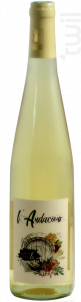 L'Audacieux - Sylvaner - Domaine Pernet - 2017 - Blanc