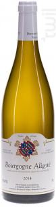 Bourgogne Aligoté - Domaine Bzikot - 2017 - Blanc