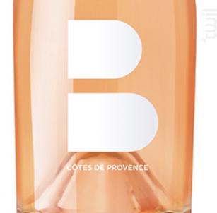 CÔTES DE PROVENCE - Maison Chanzy - 2015 - Rosé