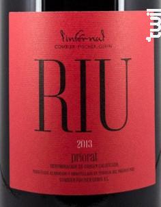 RIU Rouge - L'Infernal - 2013 - Rouge