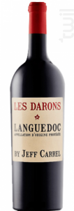 Les Darons - by Jeff Carrel - 2017 - Rouge