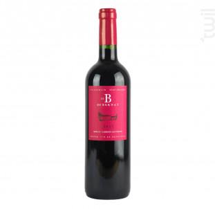 Le B du Bernat - Château Le Bernat - 2011 - Rouge