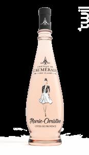 Marie-Christine - Cru Classé - Rosé - Château de l'Aumerade - 2020 - Rosé