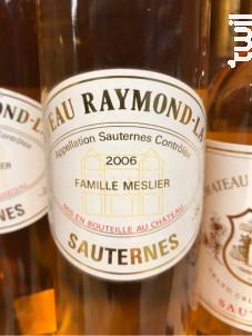Château Raymond-Lafon - Château Raymond-Lafon - 2006 - Blanc