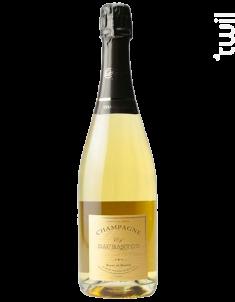 Blanc de Blancs - Champagne Daubanton - Non millésimé - Effervescent
