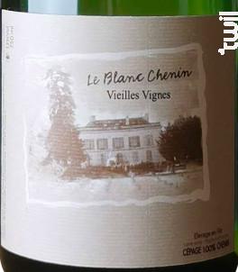 Blanc Chenin - Domaine de La Herpinière - 2017 - Blanc