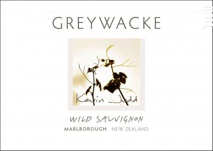 WILD SAUVIGNON - Greywacke - 2018 - Blanc
