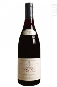 CORTON CLOS DU ROI Grand cru - Comte Senard - 2011 - Rouge