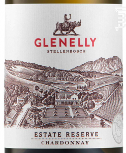 ESTATE RESERVE - CHARDONNAY - GLENELLY - 2016 - Blanc