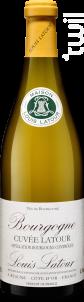 Cuvée Latour - Maison Louis Latour - 2018 - Blanc