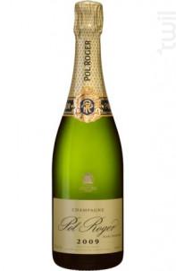 Blanc de Blancs Brut Millésimé - Champagne Pol Roger - 2012 - Effervescent