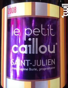 Petit Caillou - Château Ducru-Beaucaillou - 2014 - Rouge