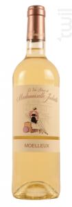 Le Vin Blanc de Mademoiselle Juliette - Monsieur et Mademoiselle - 2018 - Blanc