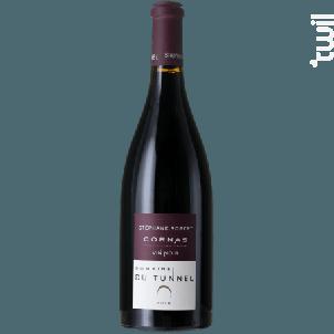 Vin noir - Domaine du Tunnel - 2018 - Rouge