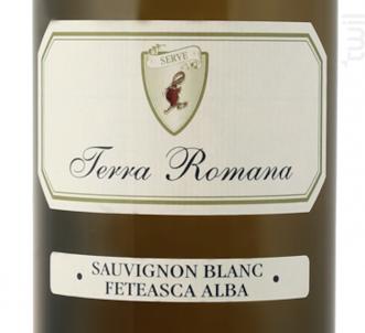 Terra Romana Feteasca Alba - Terra Romana - 2018 - Blanc