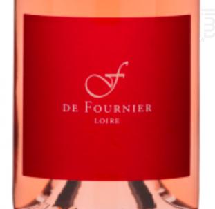 Pinot noir F de Fournier - FOURNIER Père & Fils - 2016 - Rosé