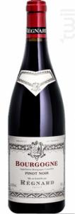Bourgogne Pinot Noir - Maison Régnard - 2018 - Rouge